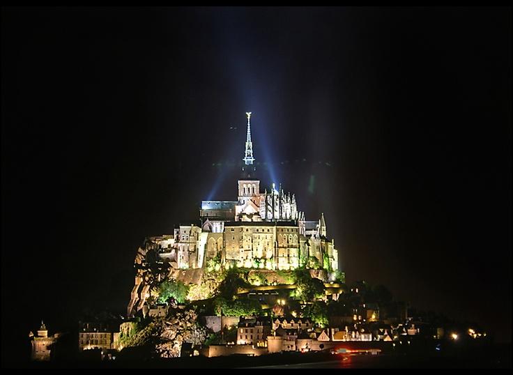 Mt Saint Michel - Le-Mont-Saint-Michel, Basse-Normandie