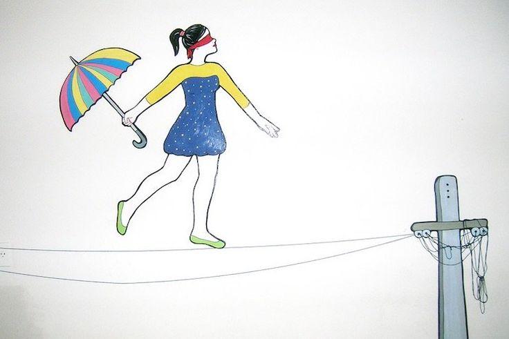 L'equilibrio dell'instabile: un nuovo modo di vivere - http://www.chizzocute.it/equilibrio/