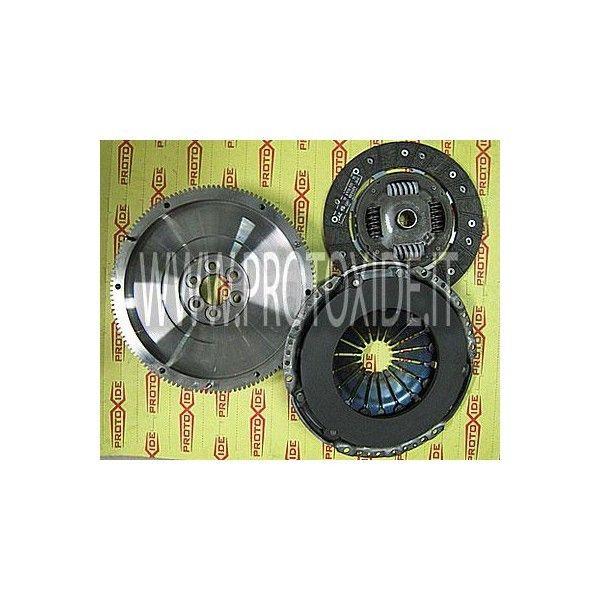 Kit Volano monomassa rinforzato GOLF 4 TDI 90-101-110-115 hp al prezzo di 1 067,50 € Euro.  Kit con volano mono-massa completo di spingidisco rinforzato e disco frizione in ferodo.