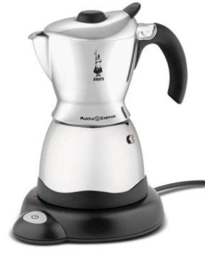 Bialetti Mukka Express Electric Cappuccino Maker