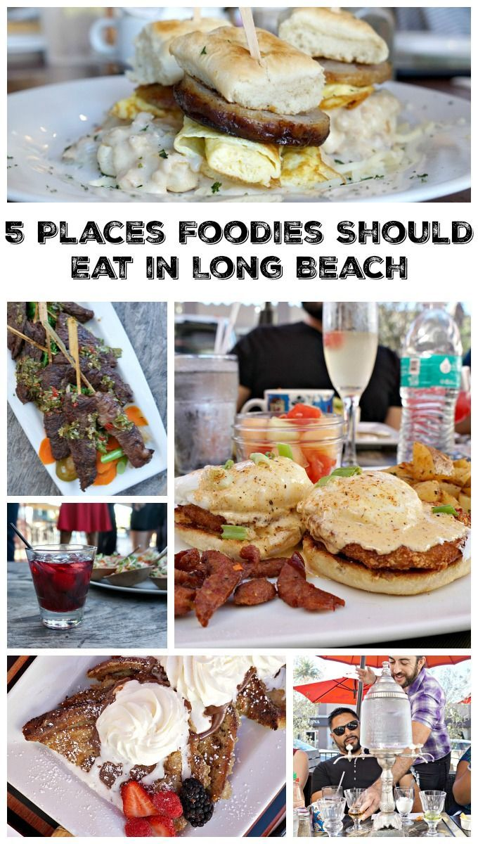 5 Places Foodies Should Eat in Long Beach, California #BeacheswithBenefits
