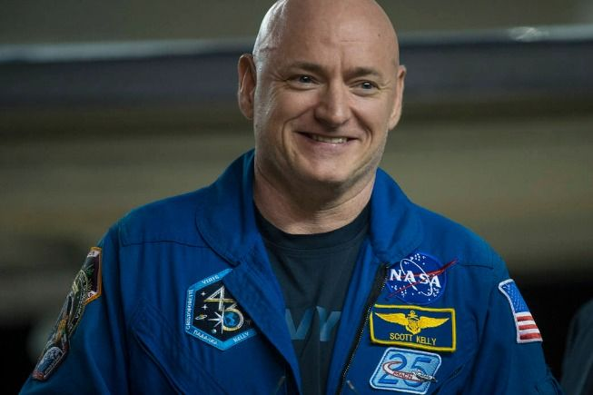 After a year in space, astronaut Scott Kelly is back on Earth, and scientists are eager to study how he has changed.