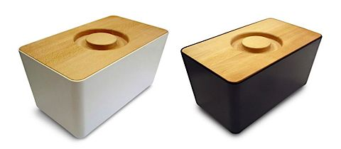 Modern Bread Box « Grassroots Modern – A shelter blog focusing on affordable modern furniture and accessories.
