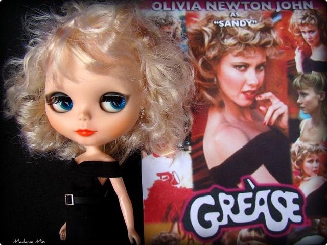 Blythe Sandy - Grease