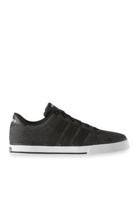 Adidas Men's Men's Se Daily Vulc Sneaker - Black - 10.5M