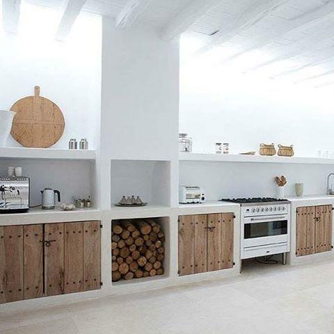 Zelfs de keuken kan in stijl! keuken