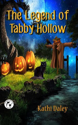 "Cozy mystery with cats ""The Legend of Tabby Hollow"" by Kathi Daley…"