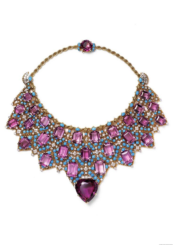 Cartier collier de la Duchesse de Windsor