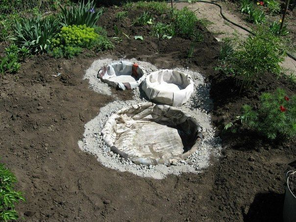 Recycled Tires Pond 05