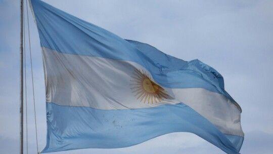 Argentinian Flag