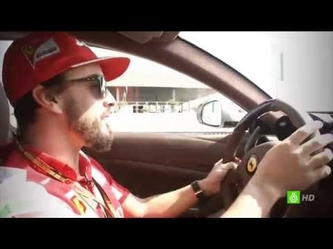 La última carrera de Fernando Alonso en Ferrari [1/2] - YouTube