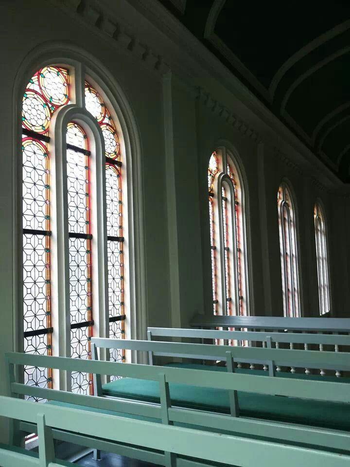 Doopsgezinde kerk (Mennonite Church) Middelburg (the Netherlands)