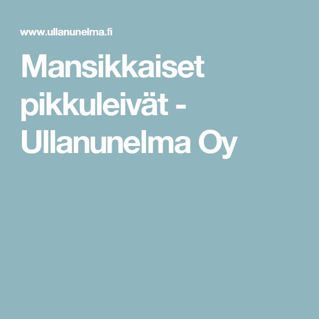 Mansikkaiset pikkuleivät - Ullanunelma Oy