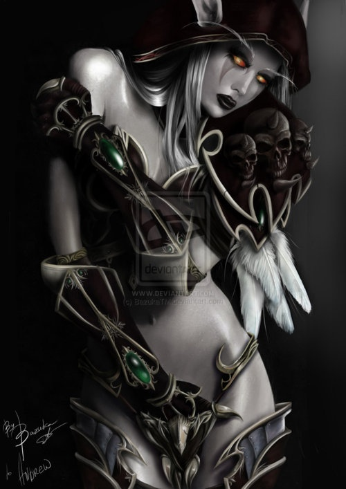 32 best images about Lady Sylvanas on Pinterest | Costume ...