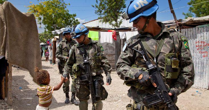 Militar brasileiro morre no Haiti atuando em área atingida por furacão