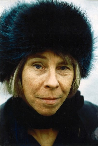 Tove Jansson - beautiful face, beautiful soul!