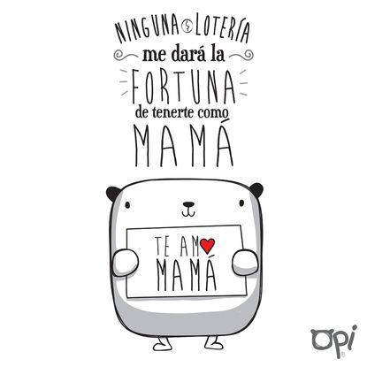 OPI MAMÁ Art Print