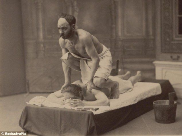russian massage