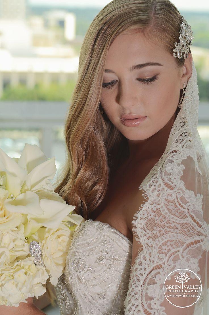 bridal makeup, mua, wedding mua, bridal hair, soft waves hair