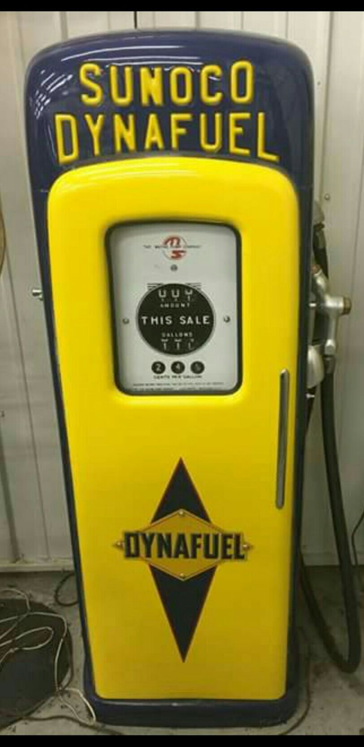 Sunoco Gas Station Near Me >> 17 Best images about Old gas pumps on Pinterest | Technology, Old gas pumps and Pump