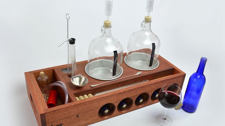 ** BOX BREW WINEMAKING KIT ** Wine making kits are great gifts for wine lovers but finding a kit that's truly special and stands out isn't easy is it? Thankfully those professi...