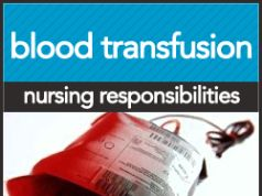 Blood Transfusion Nursing Responsibilities