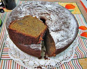 Receitas práticas de culinária: BOLO DE MEL COM FRUTOS SECOS