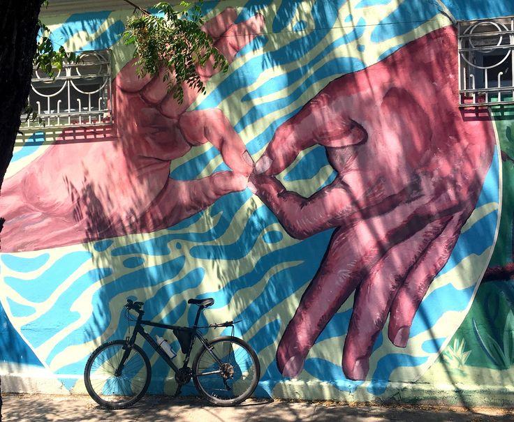 arte+mudra+bicicleta buenos aires, argentina