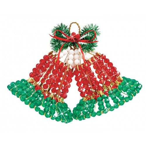 28 best safety pin christmas crafts a beaded christmas for Safety pin and bead crafts