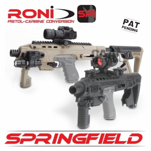 RONI-SP1 Springfield XD Pistol Carbine Conversion Kit By CAA Tactical