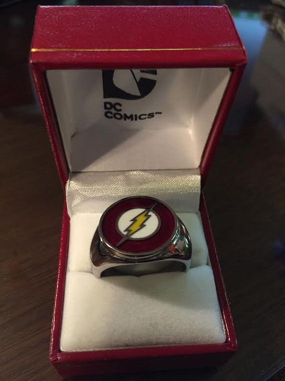 Hey, I found this really awesome Etsy listing at https://www.etsy.com/listing/255533467/barry-allen-the-flash-costume-ring-cw-tv