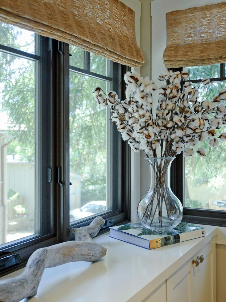 10 top window treatment trends the natural window and - Latest window treatment trends ...