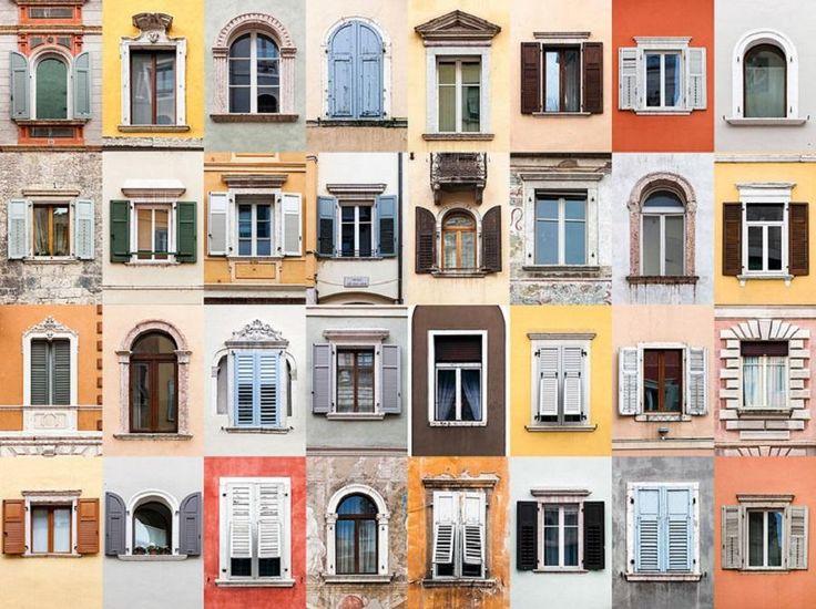 okna Włochy (Trento)