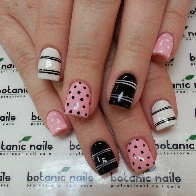 Instagram photo by botanicnails #nail #nails #nailart