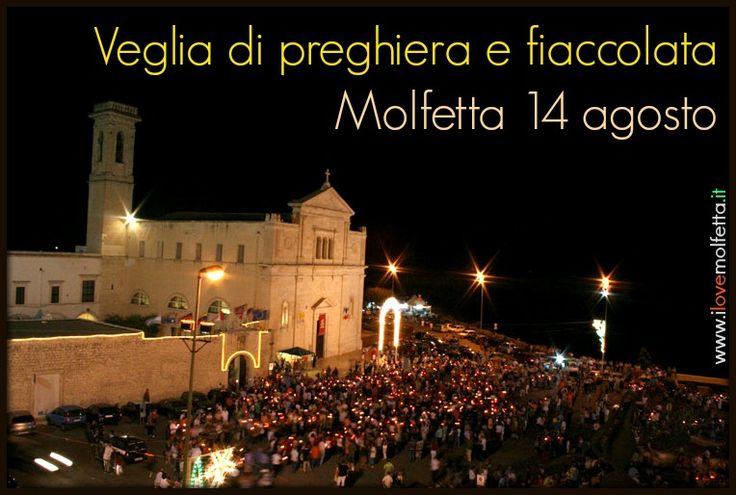 Basilica Madonna dei Martiri - MOLFETTA www.ilovemolfetta.it