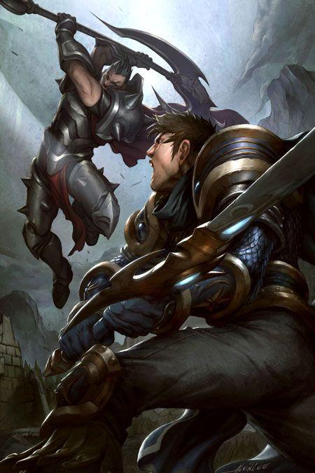 What is League of Legends? | League of Legends