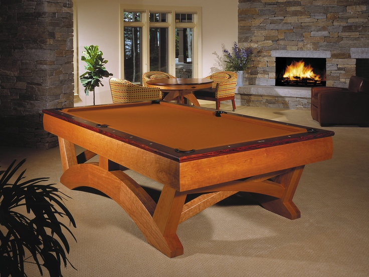 Awesome Beautiful Arch Pool Table