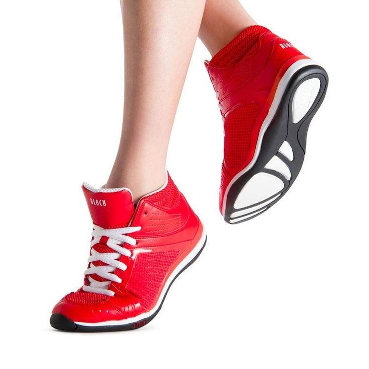 S0923 - Bloch Traverse Mid Dance Fitness Sneaker $99.95