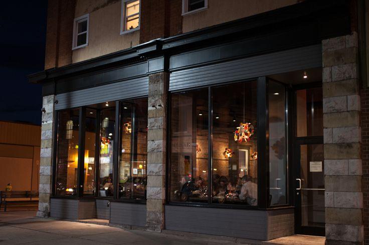 Fauna Restaurant Ottawa | Food + Bar | Centretown Bank Street