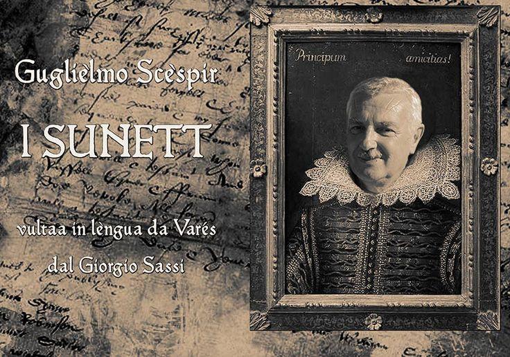 Sonetti shakespeariani in bosino. La sfida di Giorgio Sassi - labissa.com