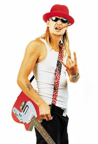 Rock on Kid Rock !