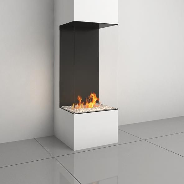 16 best images about 3 sided fireplace options on