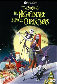 The Nightmare Before Christmas: Jack Skellington, king of Halloweentown, discovers Christmas Town, but doesn't quite understand the concept.