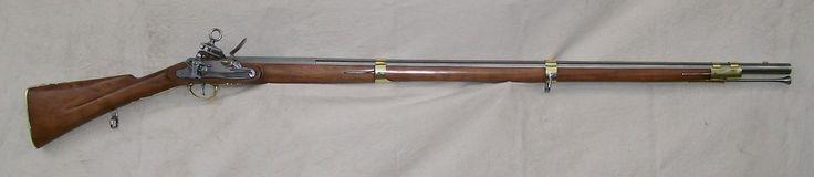 1792 - Reproducció actual de fusell de pany miquelet de l'època colonial espanyola a l'Argentina.