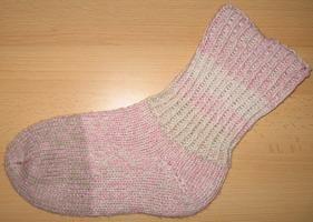 moje pletenie od vrchu  Domáce pletené ponožky   RUČNÍ PLETENÍ - NÁVODY ZDARMA