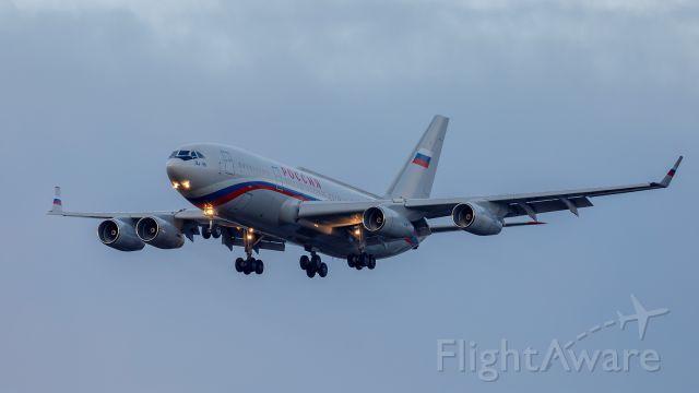 Photo of Ilyushin Il-96 (RA-96021) ✈ FlightAware