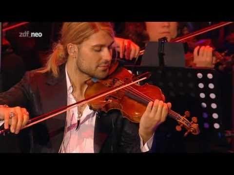 "http://www.David-Garrett.info  David Garrett performing ""Adagio"" by Tomaso Albinoni, Berlin Wuhlheide 08.06.2010"