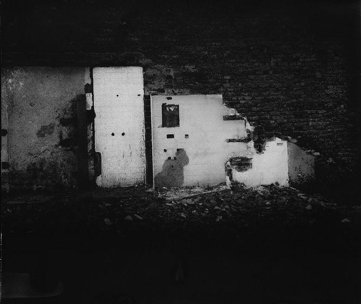 Fernell Franco, Demoliciones, 1990