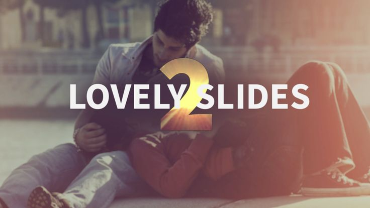 Lovely Slides 2 - After Effects Template
