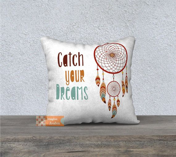 Dreamcatcher pillow cover, Catch your dreams